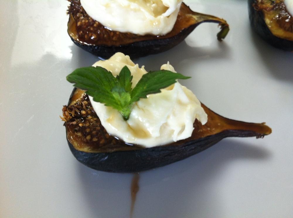 Fig-tastic appetizer!!